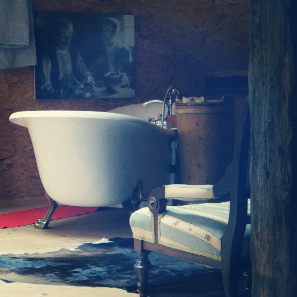 Old Bath Tub Bathtub Vintage Home Innvervillgraten Tirol Osttirol